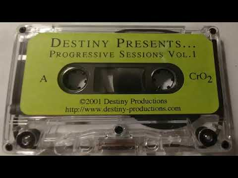 Destiny Presents: Progressive Sessions Vol. 1 (Side A)