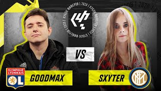 КУБОК ФИФЕРОВ 2020 4-ый ТУР - GOODMAX vs. SXYTER