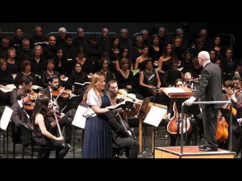 Mesías, Arias de contralto, Gloria Oya