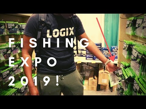 Chicagoland Fishing & Travel Expo 2019!