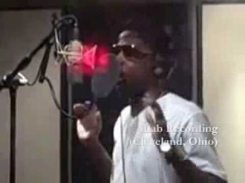 Fabolous in the Studio Recording (Throw it in the bag Remix)