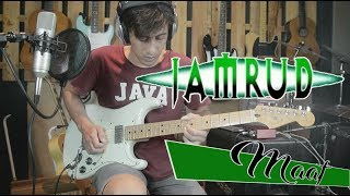 Jamrud Maaf Cover Solo Gitar dan Tutorial
