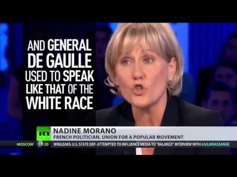 French politician in hot water after calling France 'white race' nation