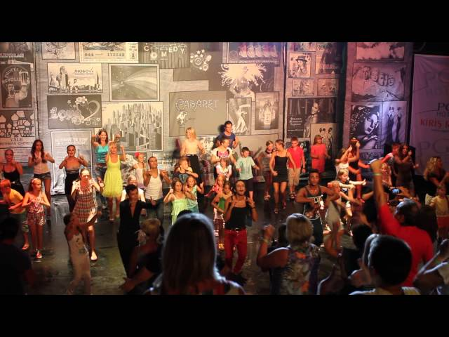 PGS Kiris Resort 2013. Club dance - Animation Super! Travel Video