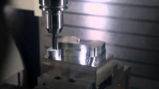 SolidCAM iMachining 3D - Controller aus Stahl