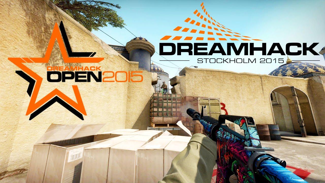 dreamhack cs go