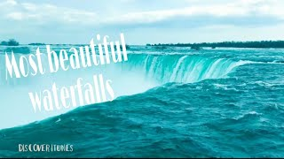 Most Beautiful waterfalls #cinematic_video #DiscoveriTunes