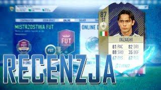 RECENZJA IKONY INZAGHI 87 | FIFA 18