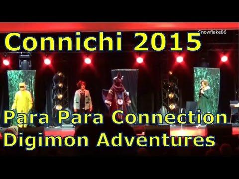 Connichi 2015 (3/4)   Para Para Connection   Digimon Adventures NEXT (Cut_V2)