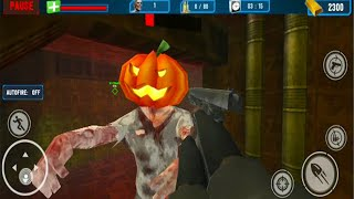 Real Zombie Survival: Offline Dead Target Shooter - Android GamePlay -Zomie Games Android