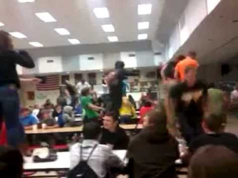 The Harlem Shake at Hilliard Middle Senior High School