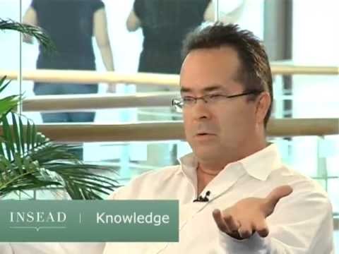 INSEAD Professor Mike Pich on managing uncertainty
