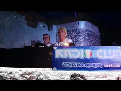 80/90 DANCE HISTORY - RADIO CLUB @STUDIO 54 MILANO - 18/11/2017 - LIGABUE + VASCO ROSSI
