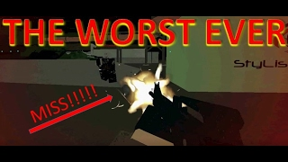 THE WORST PHANTOM FORCES PLAYER EVER? | ROBLOX