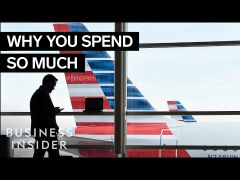 Sneaky Ways Airports Get You To Spend Money