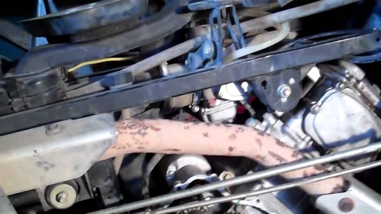 How To Fix Your Polaris Sportsman When It Has No Spark Youtube