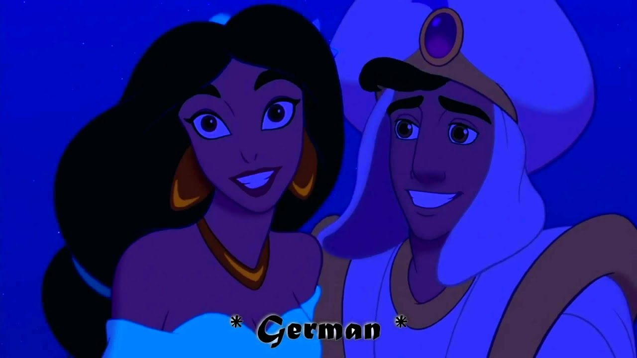 Aladdin : A Whole New World - Jasmine's One-Line ...