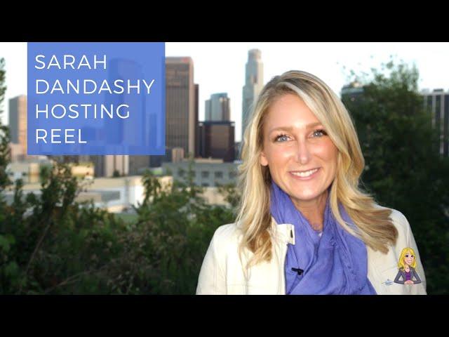Sarah Dandashy's Hosting Reel