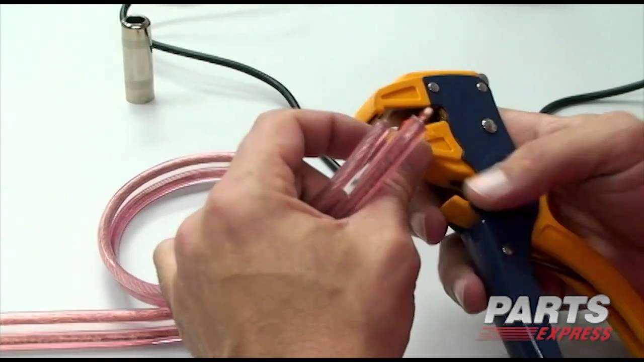 medium resolution of speaker cable wiring diagram