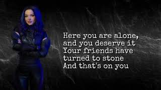 Descendants 3 - My Once Upon A Time (Lyrics)
