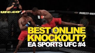 """10-ISH HIT DEATH COMBO!"" EA Sports UFC Episode 4 Thumbnail"