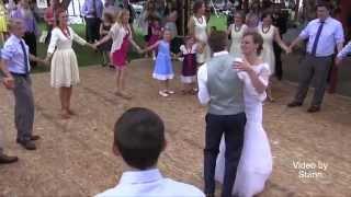 Andrea & Jonathan - 2015 - Wedding Day First Dance