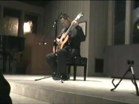 Thanh Pham performs Recuerdos de la Alhambra by Francisco Tarrega