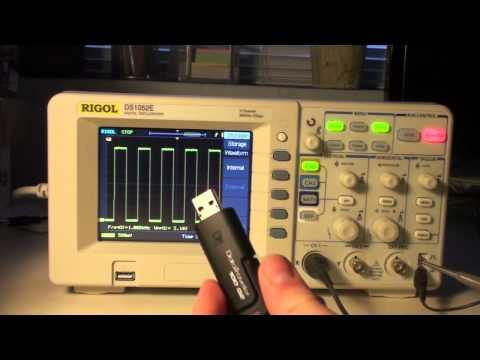 RIGOL DS1052E Review