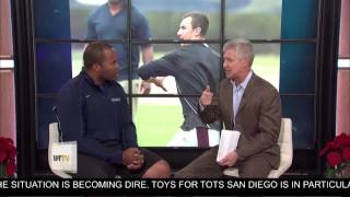 Interview with U-T San Diego