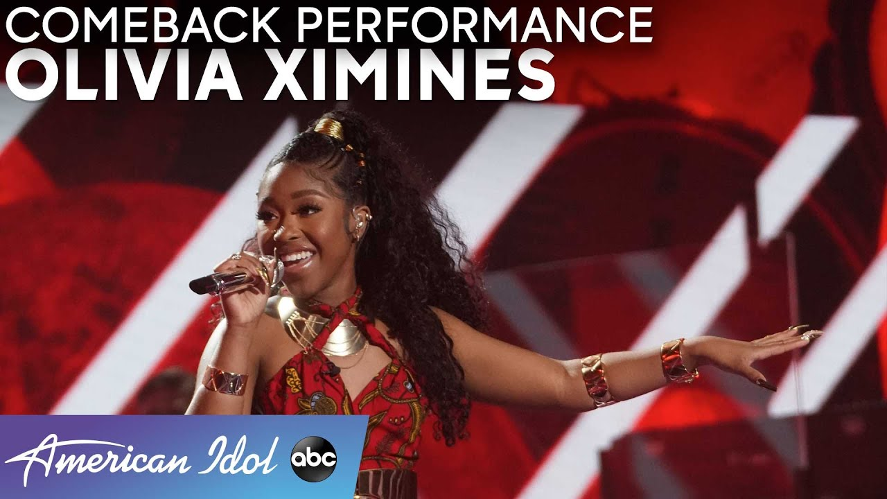 """YES, Queen! Olivia Ximines Serves ENERGY With """"Say Yes"""" Cover - American Idol 2021"""