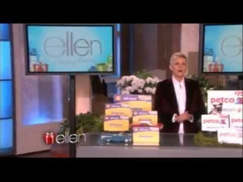 Rancho Bernardo Inn on The Ellen Show