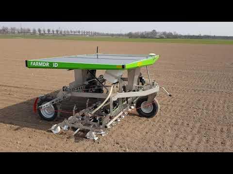 Farmdroid- FD20