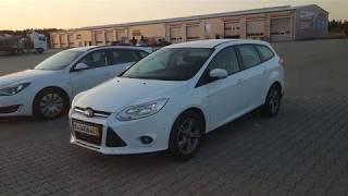 Пригнали та розмитнили Ford Focus 1.6 TDCI дизель 2014 з Німеччини, хороша альтернатива Astra J