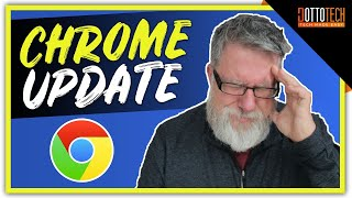 Google Chrome Material Design Update 69-- What's new? What's different?
