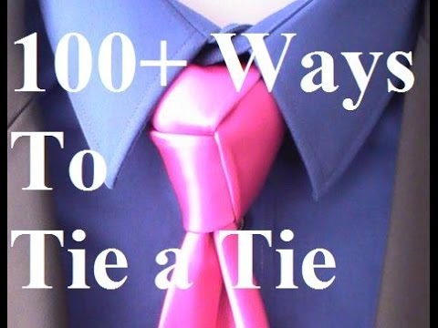 How to tie a tie trinity knot for your necktie youtube how to tie a tie trinity knot for your necktie ccuart Image collections