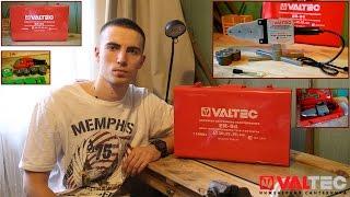видео Обзор ручных сварочных аппаратов для полиэтиленовых труб