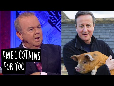 Ian Hislop's Pig-Gate Rant - Have I Got News For You