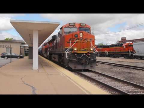 Topeka Railfanning 4-30-2016