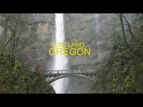 Portland Oregon | A Travel Film | Dasol Adventures | Sony A6000 - Cinematic HD