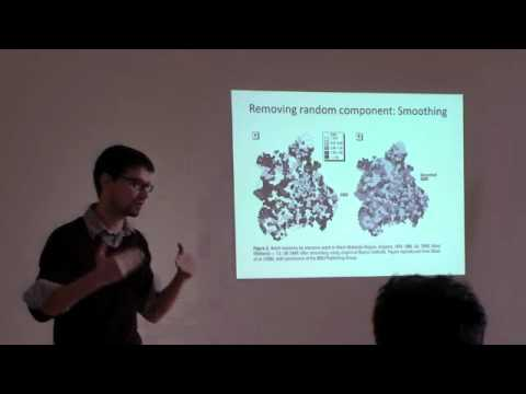 EAN GIS01 Lecture: Mapping and Spatial Analysis in Epidemiology