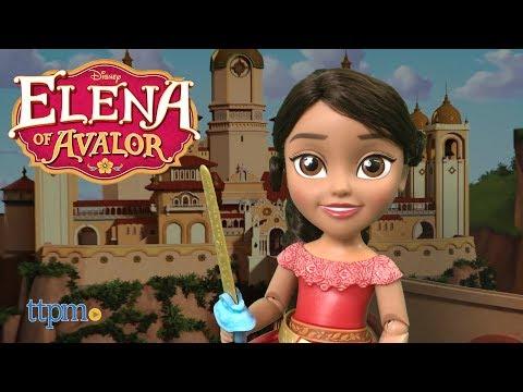 Disney Elena of Avalor Action & Adventure Elena of Avalor from Jakks Pacific