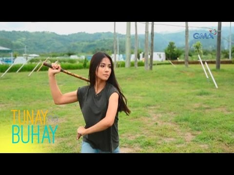 Tunay na Buhay: Sanya Lopez talks about her preparations for the role of Sang'gre Danaya
