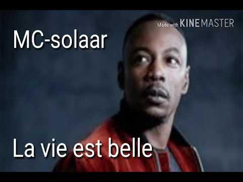 MC-solaar - la vie est belle (audio)