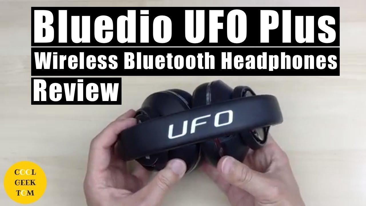 Best Bass Headphones Bluedio Ufo Plus Wireless Bluetooth Premium Headset High End Review Youtube