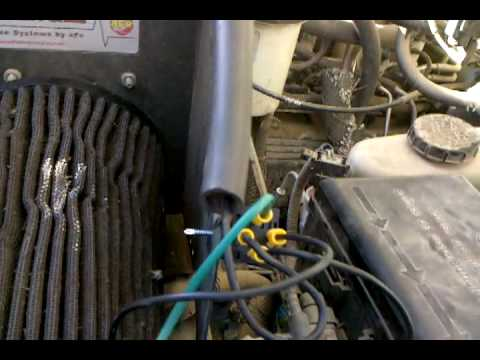 How to wire in off road lights using a relay - YouTube