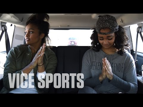 Ride Along: The Gonzo Twins are NCAA Athletes and Instagram Stars