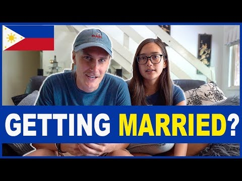 MARRYING my FILIPINA GIRLFRIEND?! 🇵🇭 CALOWIE Q & A