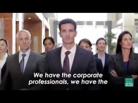 Corporate professionals