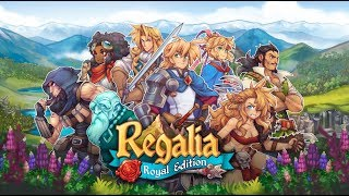 Regalia: of men and monarchs - royal edition coming to ps4, xone, switch in early 2018