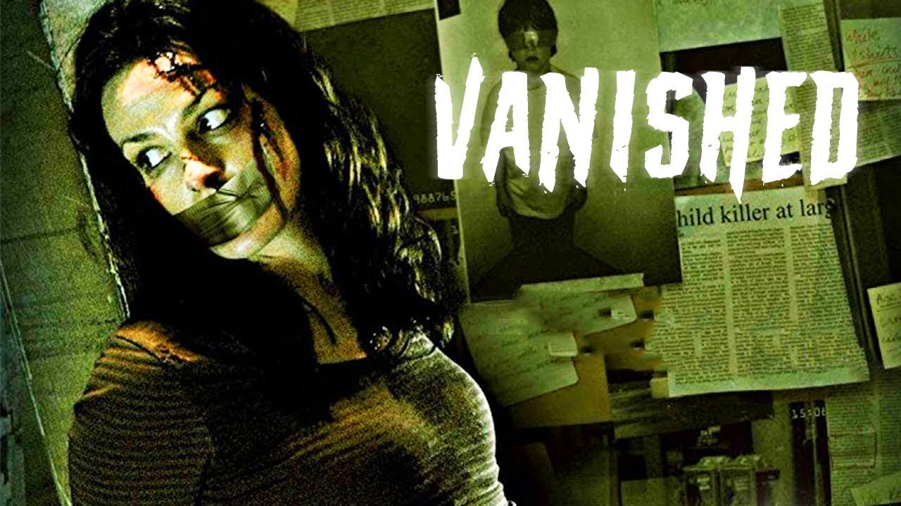 Vanished Full Length Film, Mystery Flick, Thriller -5188